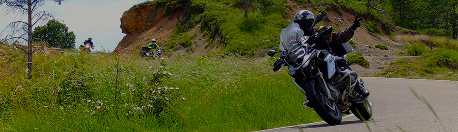 Salida en moto 2015