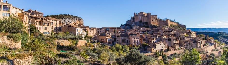 Visita a Alquézar y Barbastro